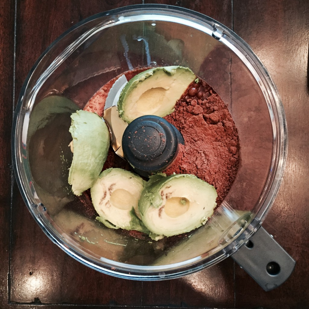 HEALTHY CHOCOLATE AVOCADO PUDDING http://balancingforlife.com/?p=154