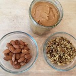 Brain Foods - Almonds, walnuts and homemade peanut butter http://balancingforlife.com/?p=414
