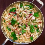 Brain Foods - Whole Grain Penne Pasta http://balancingforlife.com/?p=414