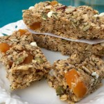 Apricot-Almond Bars Recipe