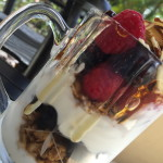 Brain Foods - Fruit and Granola Parfait http://balancingforlife.com/?p=414